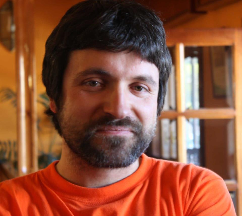 Ángel Montero, coportavoz de EQUO Galicia