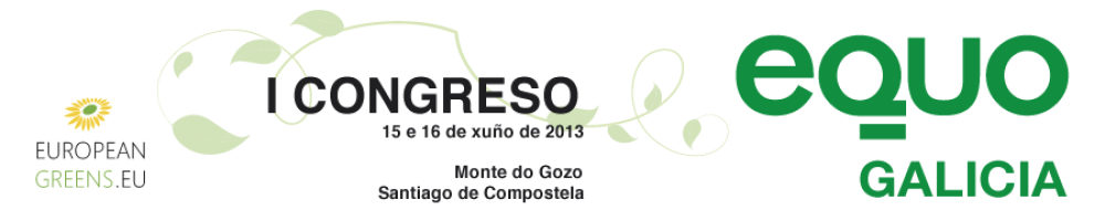 Faixa I Congreso EQUO Galicia