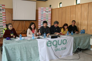 Comisión Executiva de EQUO Galicia