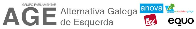 AGE Grupo Parlamentar Alternativa Galega de Esquerda