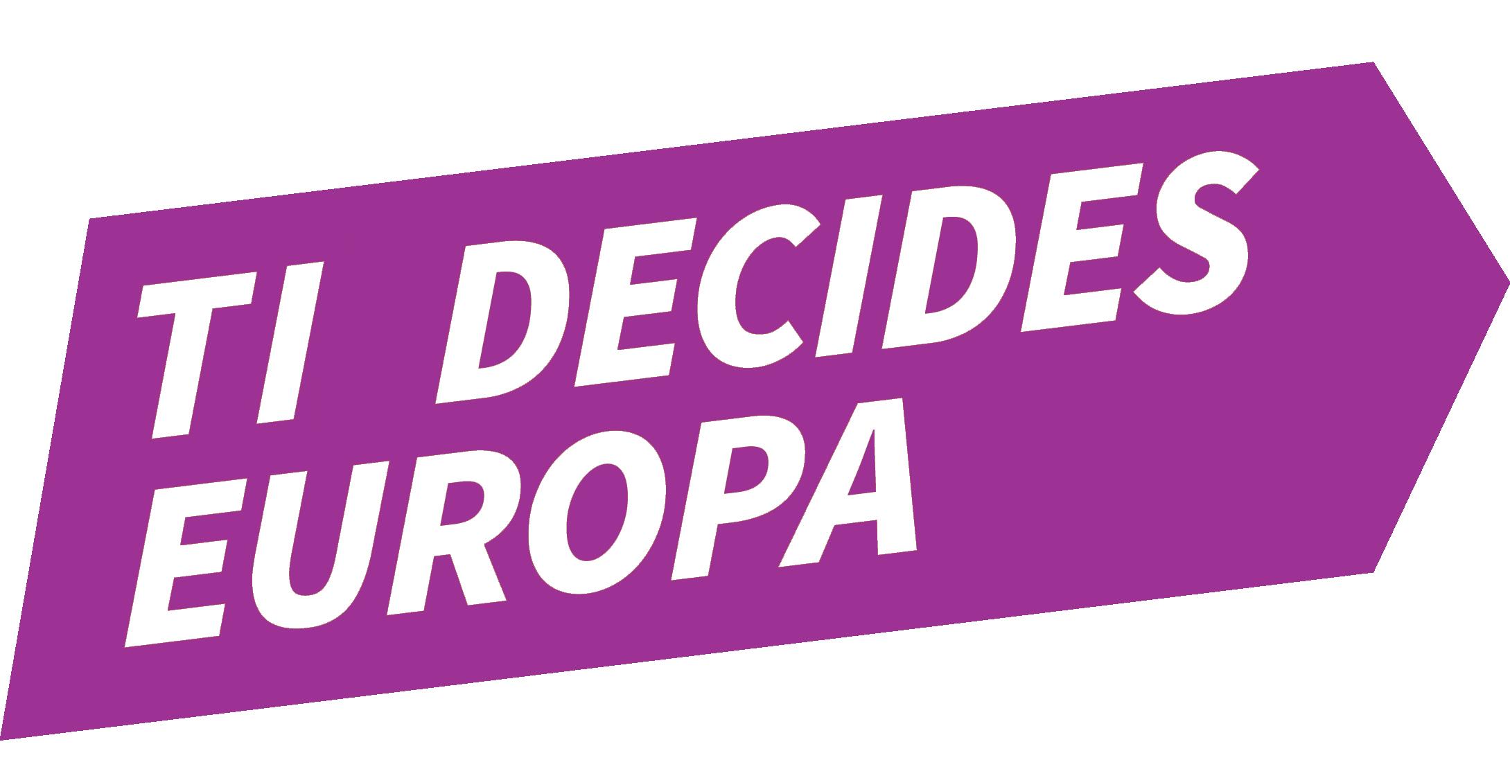 Ti decides Europa