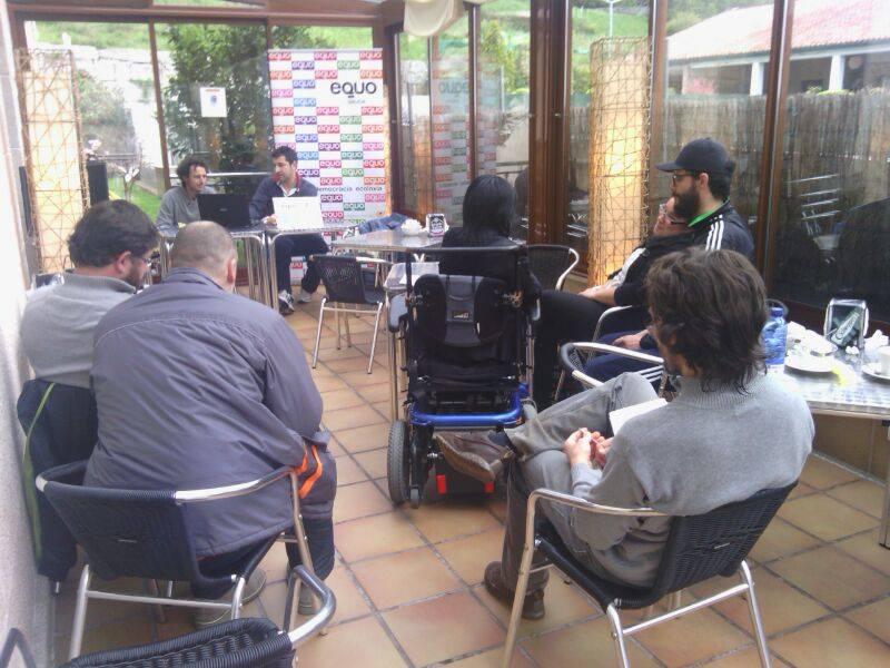 EQUO café Mobilidade no Val Miñor