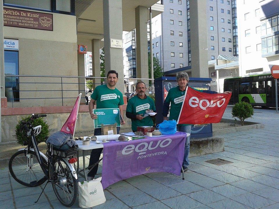 EQUO*! en Navia, Vigo.