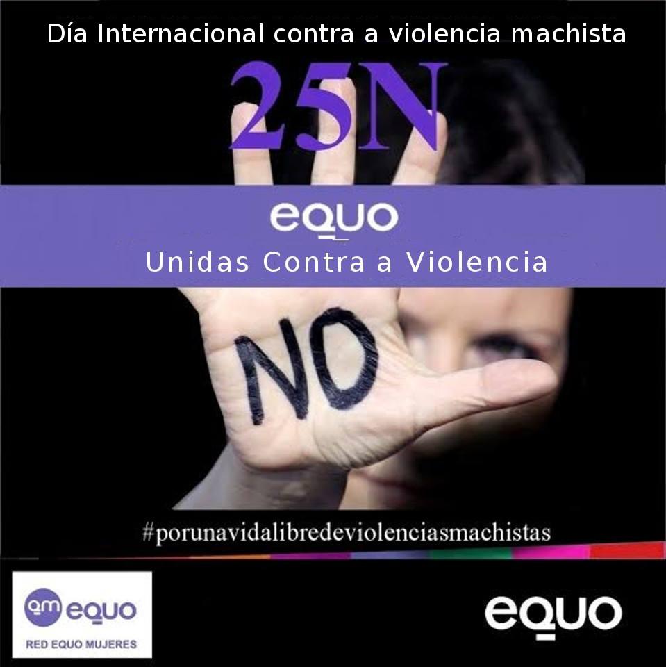 Non á violencia machista!
