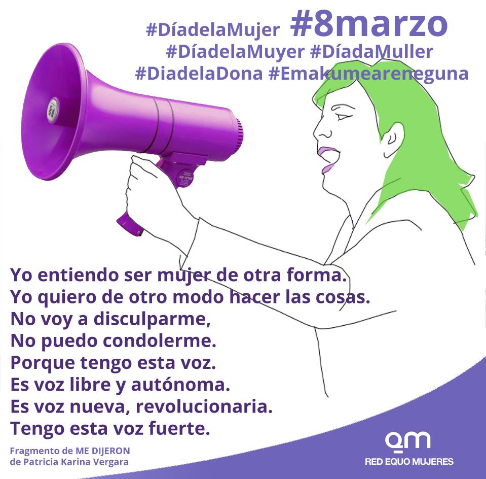 Cartaz do Día da Muller