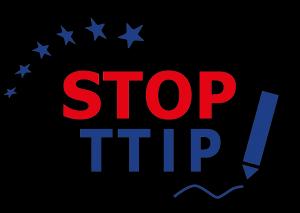 Ligazón á campaña contra o TTIP