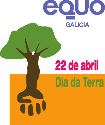 Imaxe de EQUO Galicia para o Día da Terra