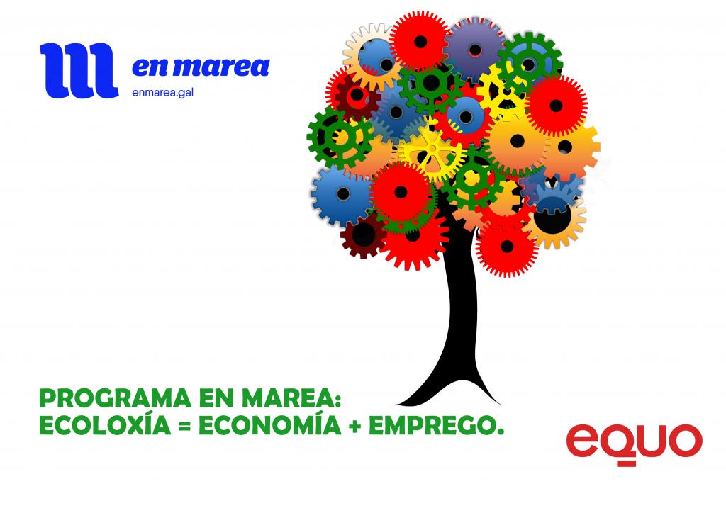 EQUO na Marea: Ecoloxía = Economía + Emprego
