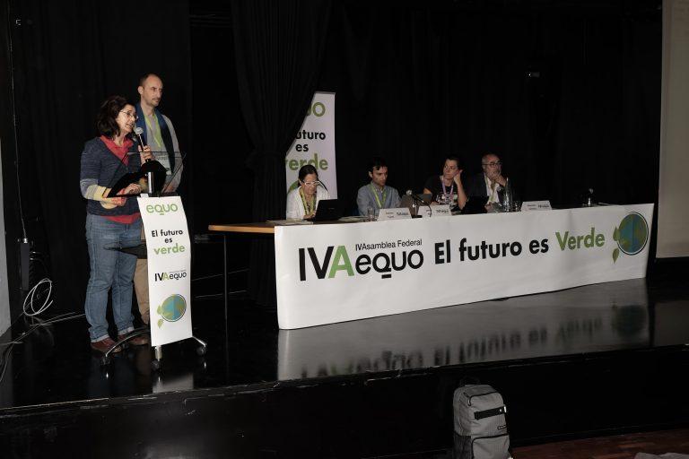 Reunión da Mesa Federal coa participación do covoceiro de Verdes EQUO Galicia