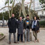 A Marea Atlántica e EQUO A Coruña renovan o seu compromiso.