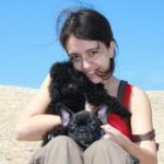Stephanie Ordóñez, nova co-voceira de EQUO Galicia.