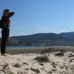 EQUO GALICIA en contra do parque eólico Mouriños na Serra de Gontón.