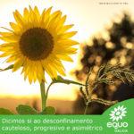 EQUO Galicia apoia unha desescalada asimétrica