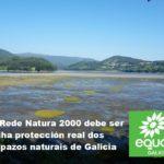 A Rede Natura 2000 celebra o seu día con serios problemas para as súas áreas en Galicia