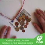 EQUO Galicia defende a Renda Básica Universal como política redistribuidora da riqueza entre toda a poboación
