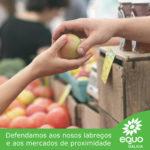 EQUO Galicia reclama a retirada da campaña #VoudeSúperFeirón por ser un anuncio encuberto dos grandes distribuidores