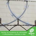 Día do Refuxiado: pechar as fronteiras ás refuxiadas é dificultarlles o dereito a vida