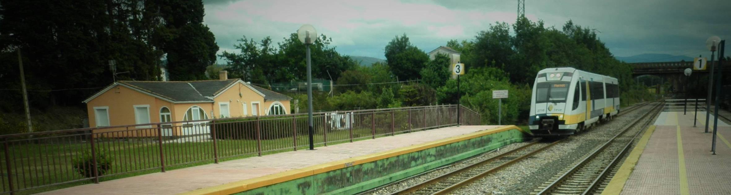 Pedimos no Congreso investimentos para o tren convencional da cornixa cantábrica